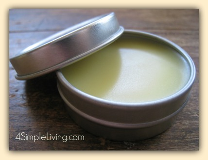 Ointment tin