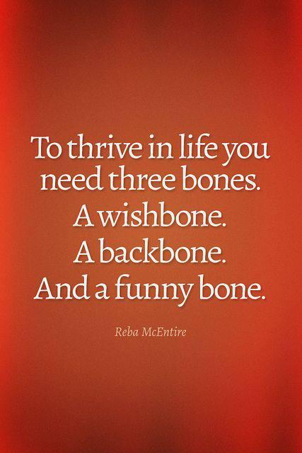 3 Bones - Reba McEntire