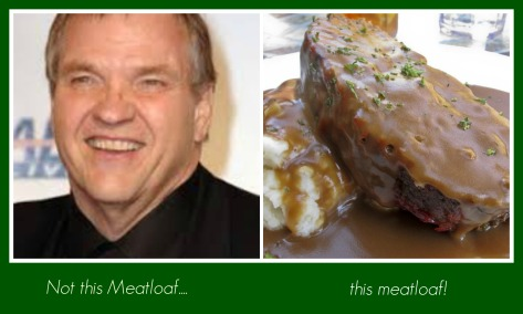 Meatloaf Collage