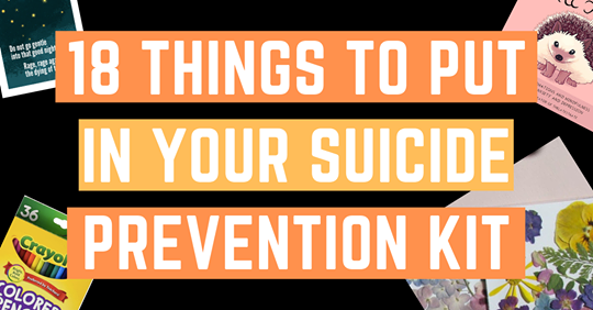 Suicide Prevention Kit